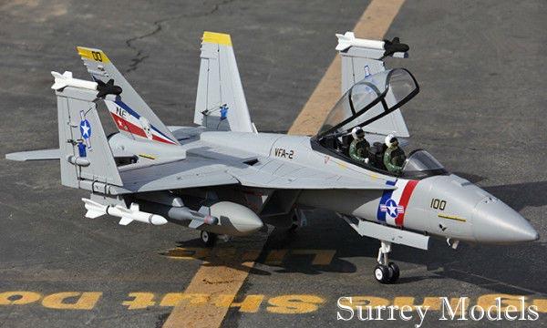Remote Control Surrey Models EDF Jet