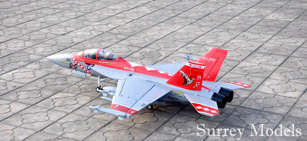 Radio Control High Scale Jets