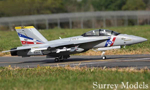 RC Jets